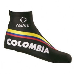 Nalini Colombia Pro Team Shoe Covers - Store For Cycling