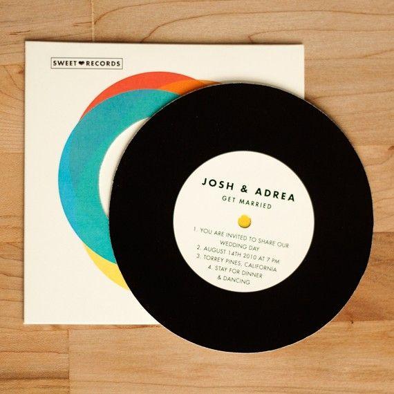 Record Invitation