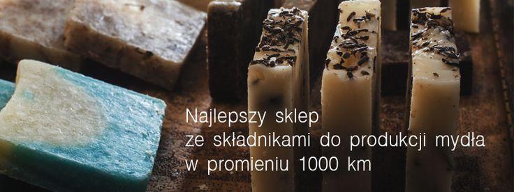 Zielonyklub.pl - Surowce i półprodukty do kosmetyków, mydła, świec