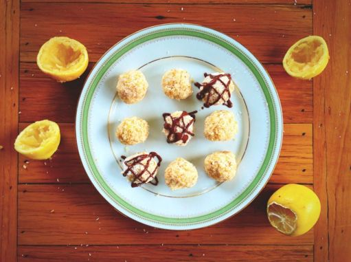 Lemon Tart Bliss Balls Recipe | Packed Full of Protein for an After Workout Snack!
