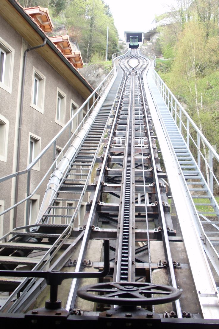 Fribourg - Funiculaire