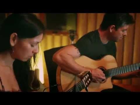 The incredible duo Rodrigo y Gabriela - The Russian Messenger (Live In Studio) - YouTube