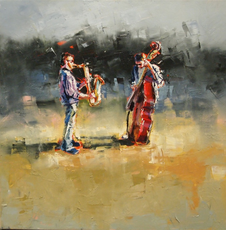 """""""Marion Square Jazz"""", by Teil Duncan"""