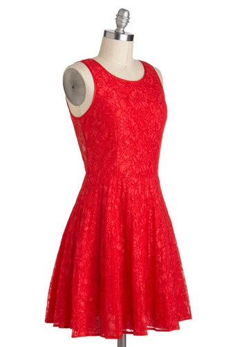 Whatever Ruby, Will Be Dress, #ModCloth love it!