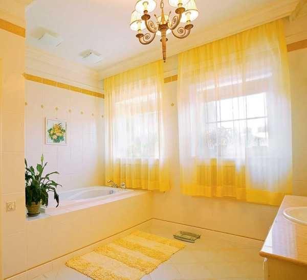 Yellow Bathrooms For A Girl Design Ideas Decor Makerland
