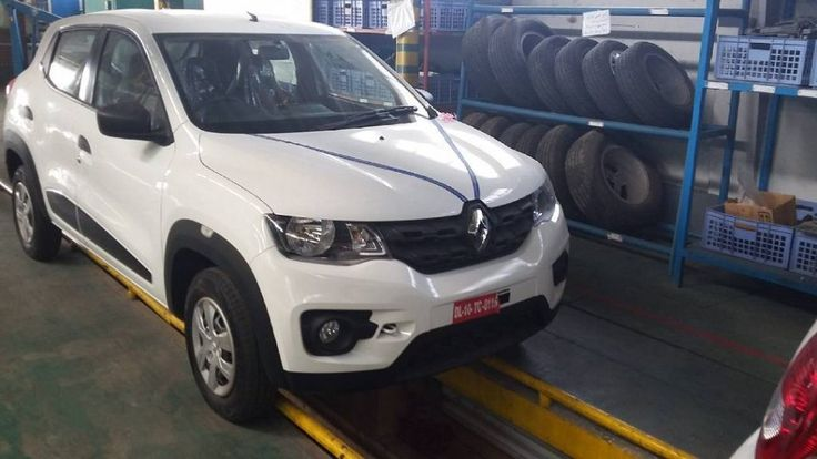 Renault Kwid spotted in Iran, to be manufactured locally