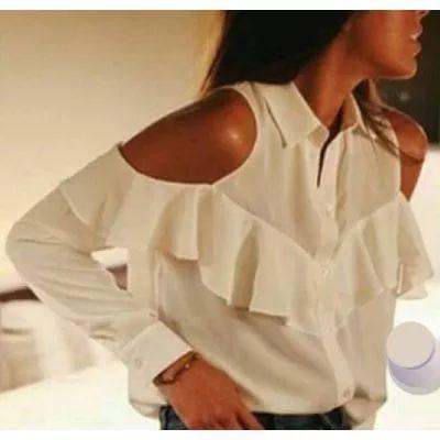 Blusa Campesinas Limonni Dama Elegantes De Mujer Moda Li220