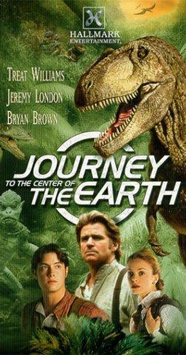 Journey To The Center Of The Earth Tv Mini Series 1999 Jeremy London Earth Journey