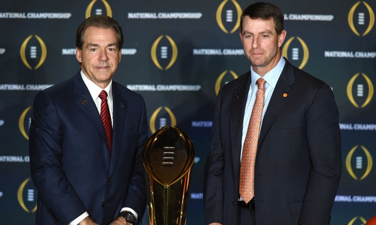 Does Alabama or Clemson have the better recruiting class? = Just before the 2016 College Football Championship game kicks off, analysts are reviewing each area of the highly anticipated matchup between Alabama and Clemson. In the semi-finals, Alabama throttled a lifeless Michigan State team by a score of 38-0. Clemson, on the other hand, advanced by a comfortable margin of 37-17 over the Oklahoma Sooners, putting.....