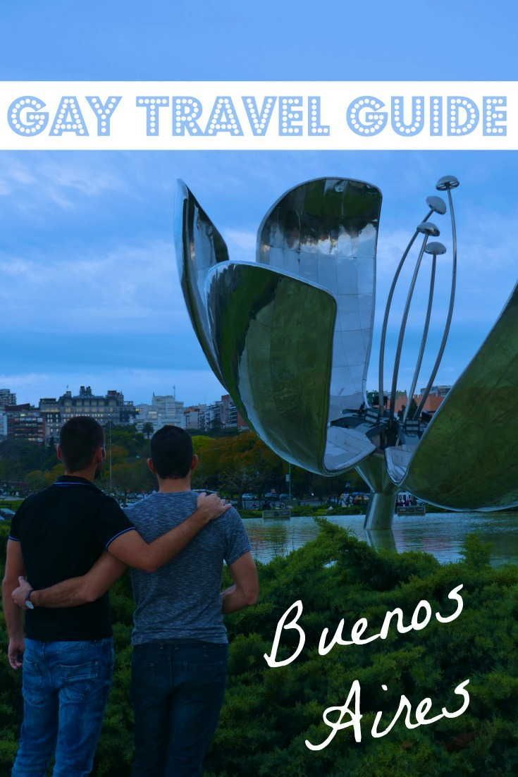 Gay Travel Guide to Buenos Aires by the Nomadic Boys