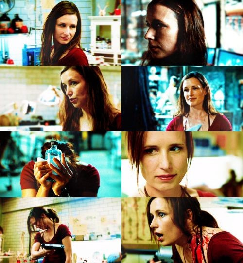 Amanda Young (Shawnee Smith) in SAW III