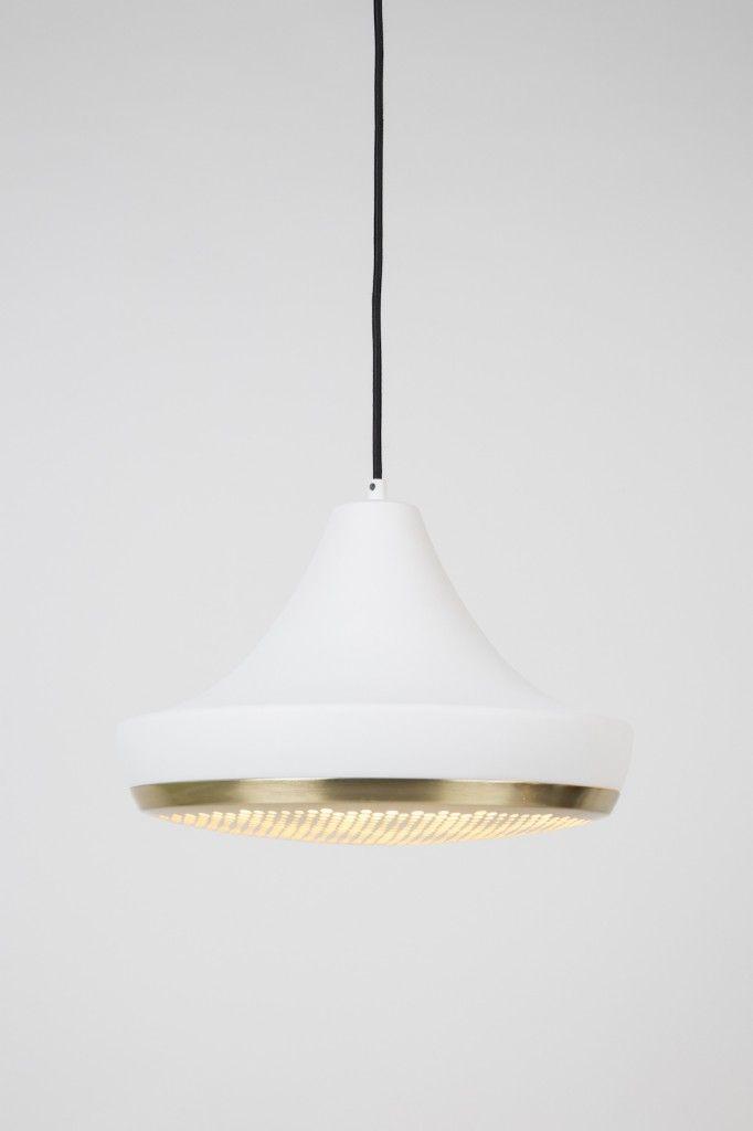 Lampa Wisząca Gringo Biała