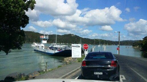 Opua Ferry