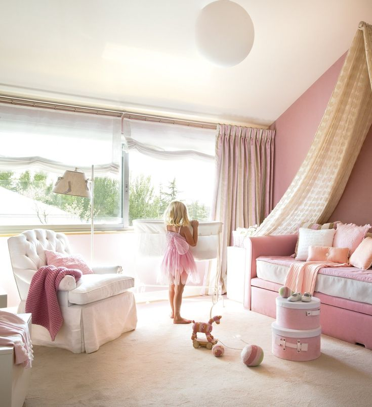 girl bedroom: