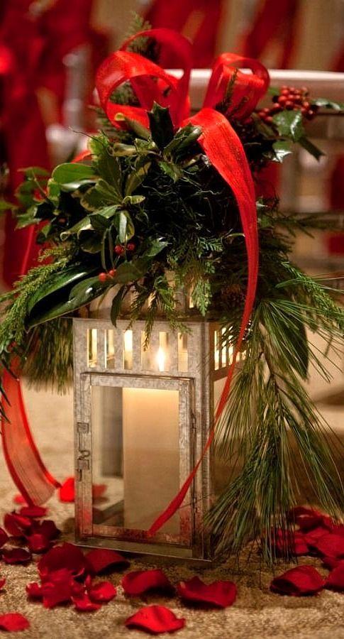 Christmas lantern....