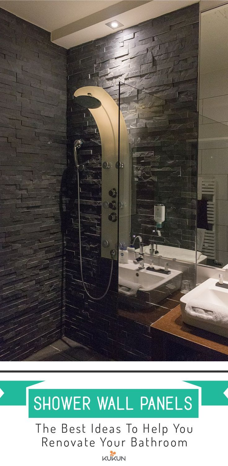 One Of The Easiest Ways To Upgrade Your Bathroom And Enhance Its Functionality Is By Installing Shower Wall Shower Wall Bathroom Wall Panels Shower Wall Panels