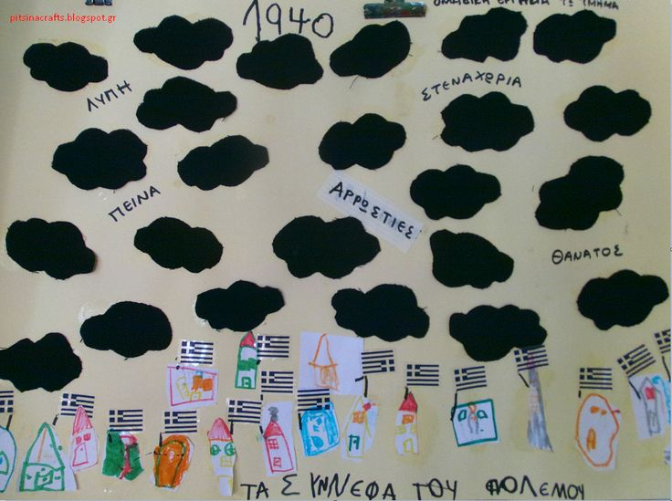 Pitsina Περήφανη Νηπιαγωγός Greek kindergarten teacher: ΠΟΛΕΜΟΣ ΚΑΙ ΕΙΡΗΝΗ