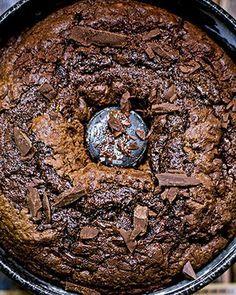 10 bolos de chocolate para lamber os dedos