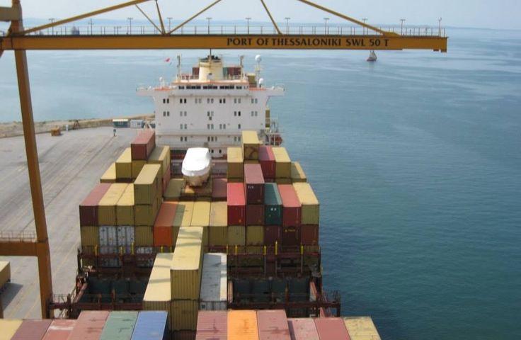 IOBE: Thessaloniki Port Privatization to Bring in €1.6bn in Next Decade.