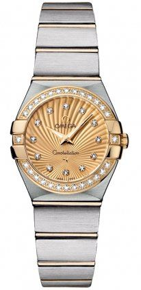 Omega Constellation Ladies Mini Watch 12325246058001 *** Be sure to check out th...