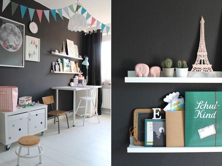 Wandfarbe Kinderzimmer | 112 Best Kinderzimmer Kids Room Images On Pinterest Child Room