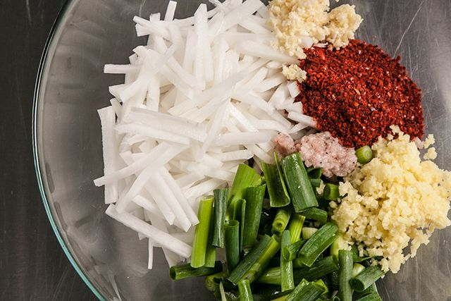 Basic Napa Cabbage Kimchi (Kimchee)
