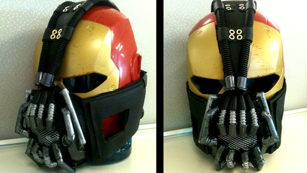 Picture of Bane Mask
