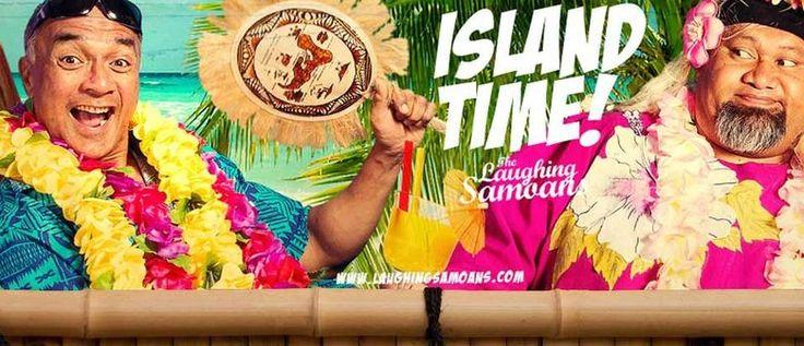 Laughing Samoans - Island Time @ The Opera House, Wellington (Kathryn)