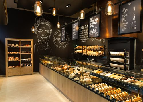 Viennese bakery chain Ströck has opened a dine-in bakery/wine bar hybrid in Vienna called Ströck Feierabend