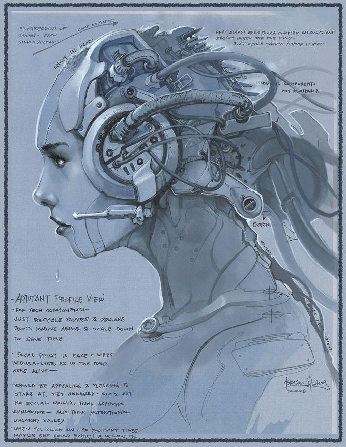 Illustration de Brian Huang