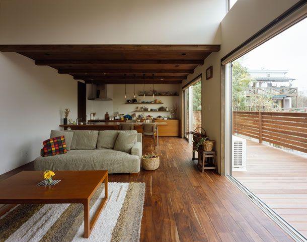 CASE 165 | sky life house(神奈川県横浜市) | 注文住宅なら建築設計事務所 フリーダムアーキテクツデザイン