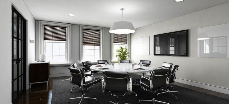 Grey Meeting Room   LC