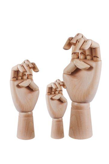 Wooden Hand fra HAY i small, medium og large. Pefekt til et julestilleben! | Norway Designs