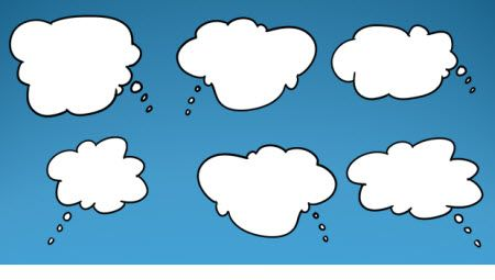 Over 45 Free Speech Bubbles to Make Your E-Learning Courses Talk - The Rapid eLearning Blog