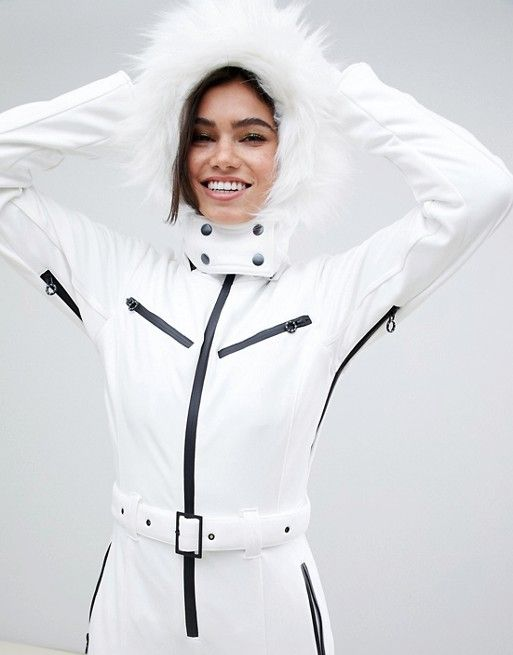 765b5666109 4505 – SKI – All-in-One-Jumpsuit in 2019