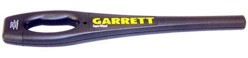 nice Garrett 1165800 SuperWand Metal Detector