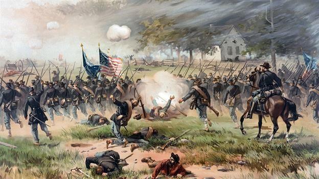 #SPG September 17 1862: Battle of Antietam