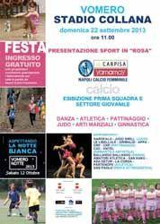 napoli collana-sportinrosa2013-news