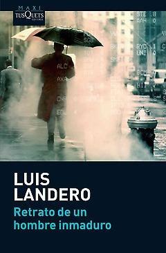 Retrato de un hombre inmaduro / Luis Landero. En la habitación de un hospital, y en el curso de la que muy probablemente sea su última noche en este mundo, un hombre de unos 65 años le cuenta a alguien, y también a sí mismo, la historia de su vida.