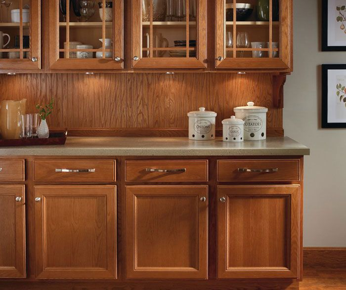 Rustic Oak Kitchen Cabinets: 17 Best Homecrest Cabinetry