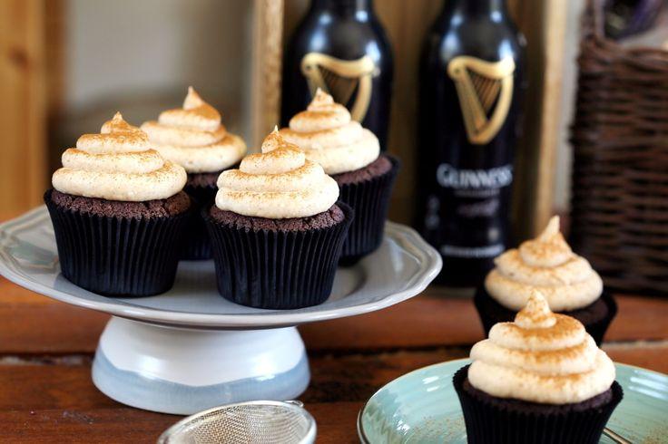 Őrülten finom Guinness muffin * Fördős Zé Magazin