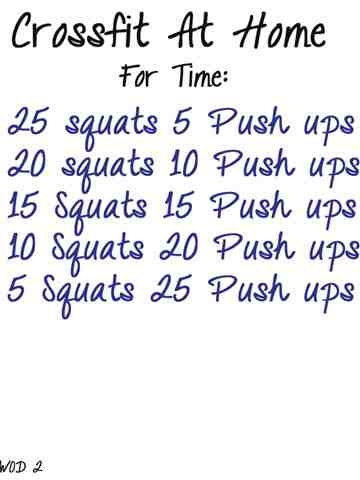 This could be my thursday rest day workout