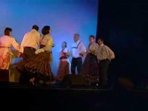 quadrille traditionnel corse - YouTube