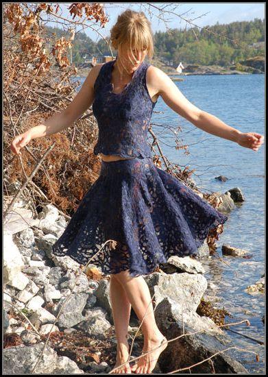 Filtmaker May Hvistendah, kjolel