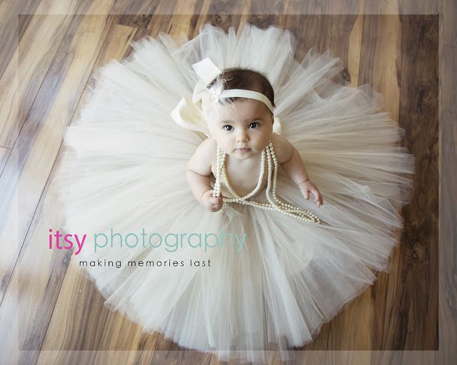 Baby Aryanna 6 months old {Vintage Persian Photography, Child Photographer} |