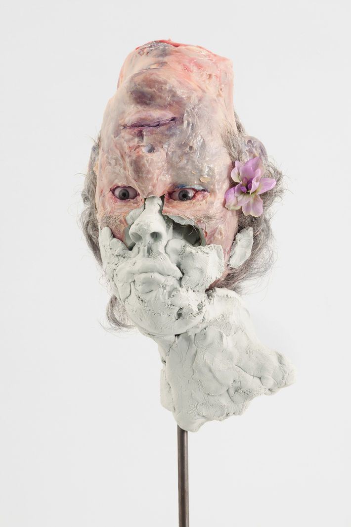 David Altmejd, Untitled, 2014