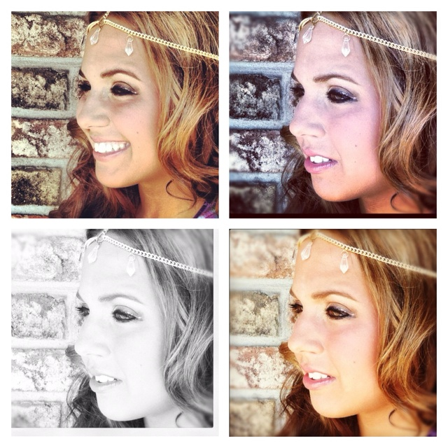 Hair and makeup by Liz Abrams of Invidia Salon