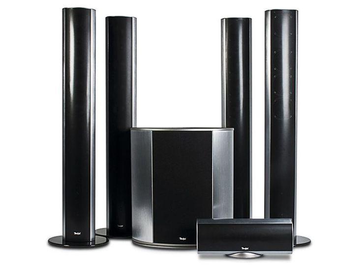Teufel Columa 900 review | A striking 5.1 offering from German speaker specialists Teufel Reviews | TechRadar