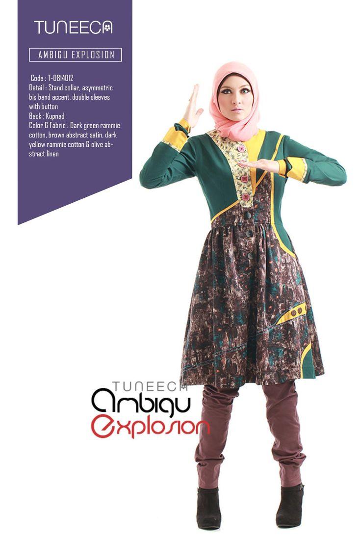 The Crossings Imagination by Tuneeca  #tuneeca #muslimwear #hijab #fashion #casualwear