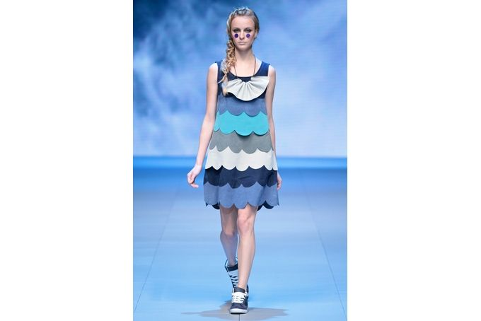 Description:This one-off piece is part of our Spring/Summer Collection for Mercedes-Benz Fashion Week Cape Town 2014. For sale on http://hellopretty.co.za